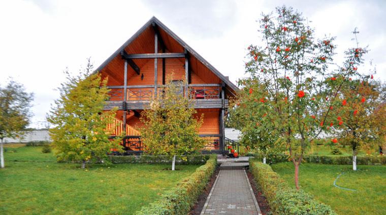 Cottage 2 местный, 2 комнатный