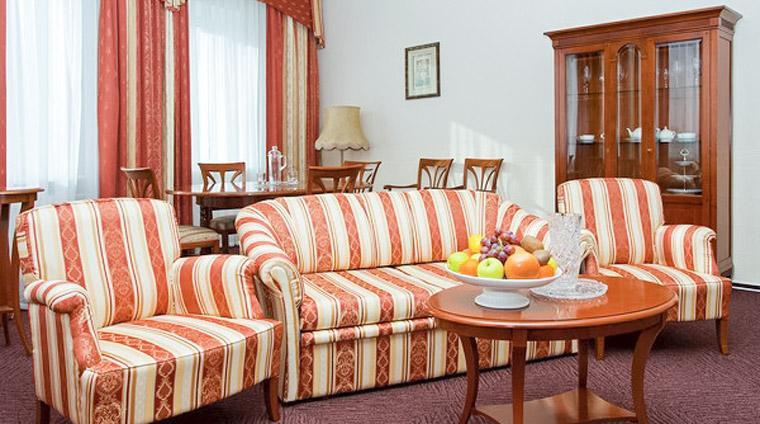 De Luxe Suite 2 комнатный